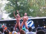 Hoes Dancing On Stage