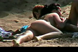 Nice Blowjob on Beach