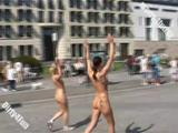 Nude in Berlin