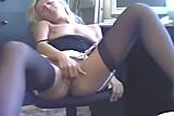 sexy stripping secretary 3