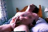 Wanking my Uk Cock