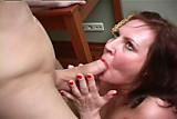 Redhead mom fucked