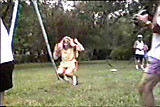 Pattie On Swing