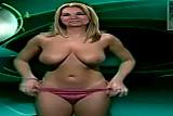 Kathie Lee stripping & talking dirty