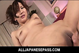 Asami Yoshikawa gives an old man the fuck of a lif