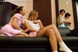 3 Girls having horny lesbian sex