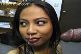 Jade Marcela interracial blowjob